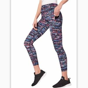 LULULEMON Fast&Free 7/8 tights
